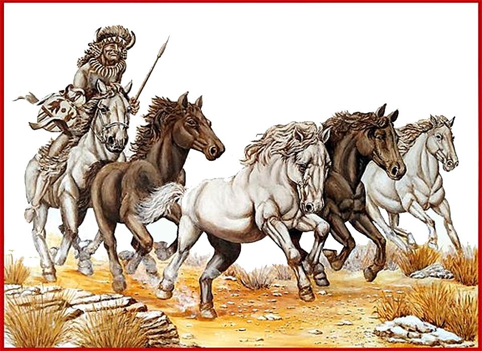 14 Horse Thief
